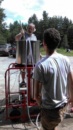 Summer brew