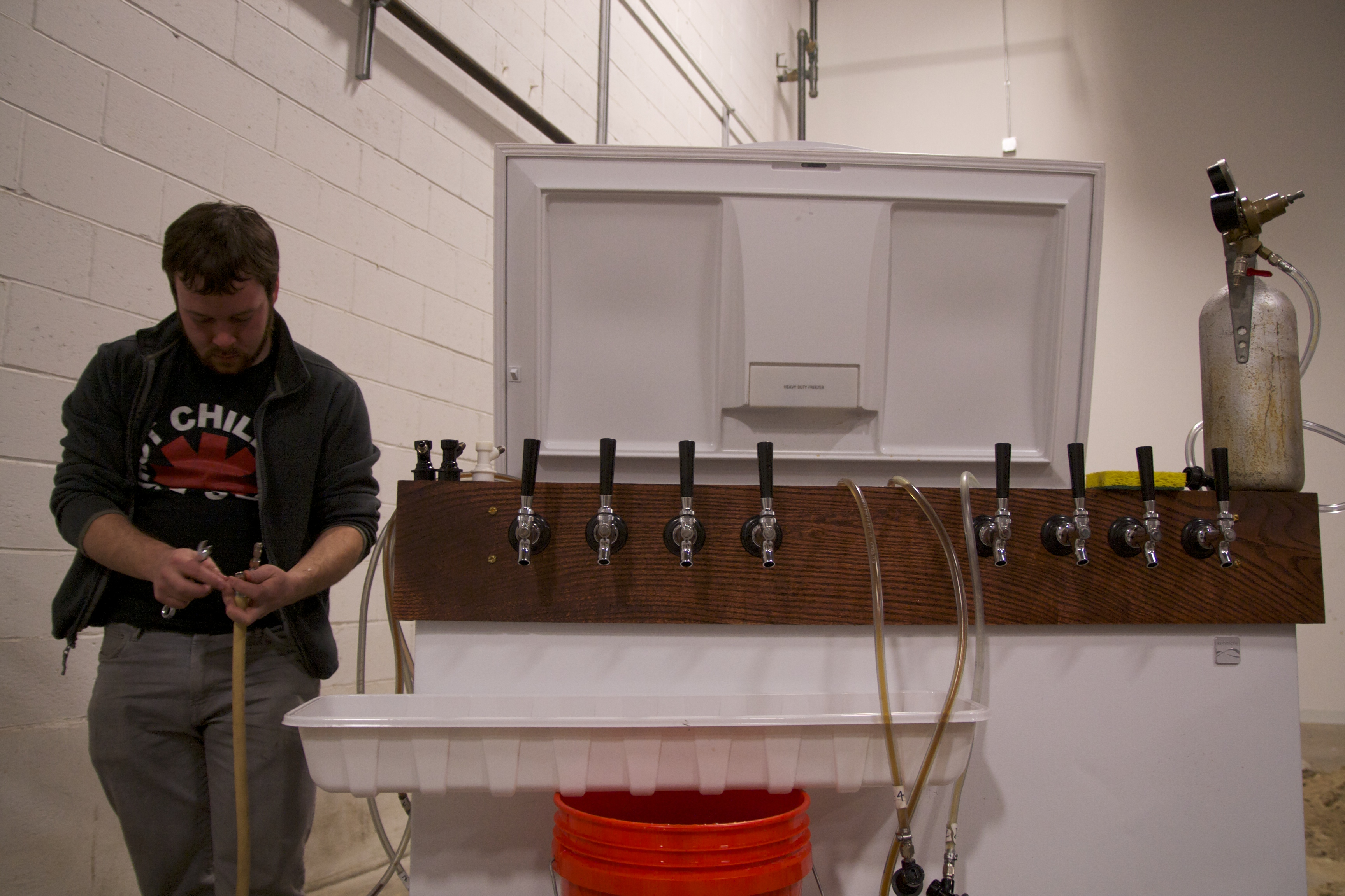 Make Your Own Beer Line Cleaner Aeronaut Blog